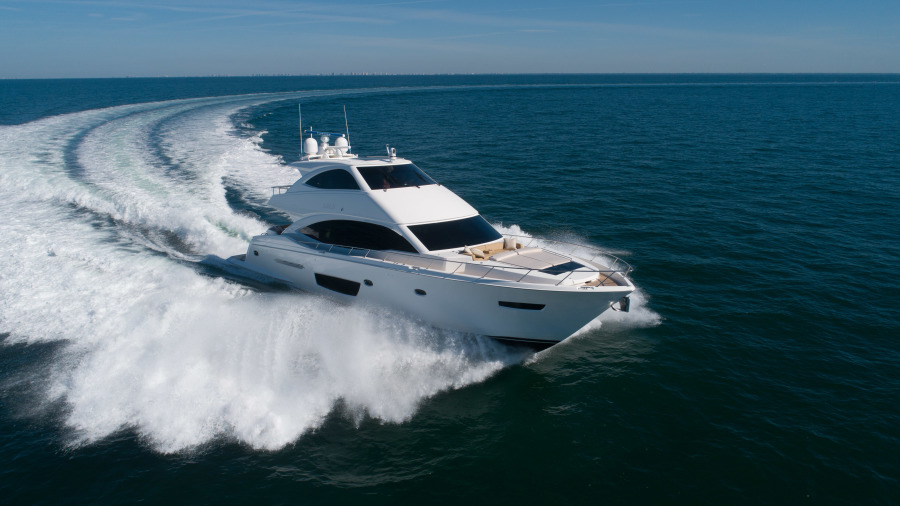 Photo of 75' Viking Motor Yacht 2018