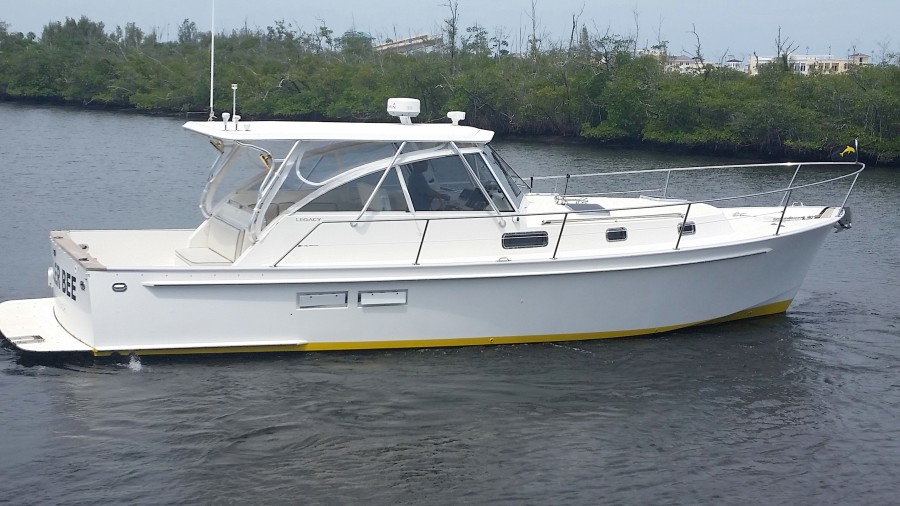 Photo of 40' Legacy Sport Fisherman Express 1997