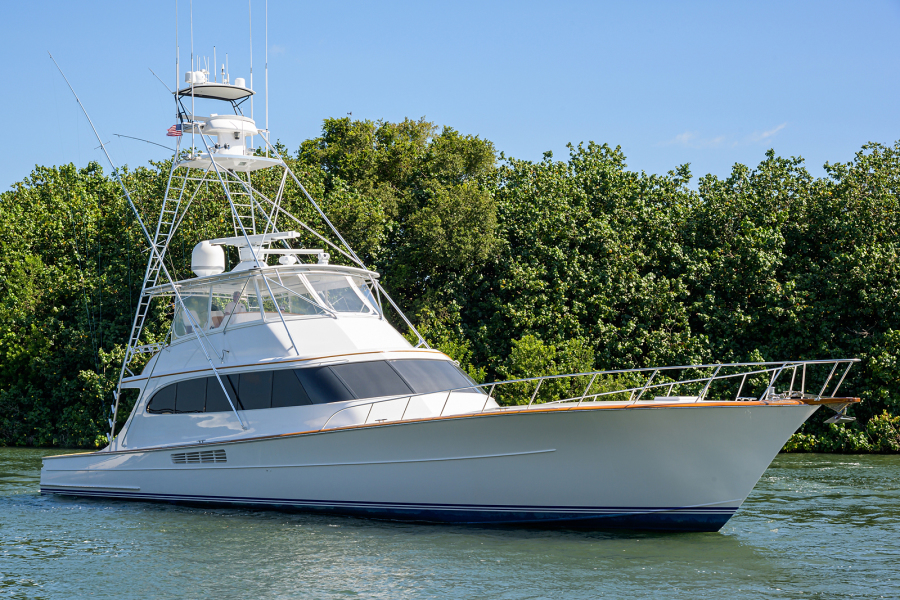 Merritt-Custom Sportfish 2001-80 Merritt Singer Island-Florida-United States-80 Merritt-1406589-featured