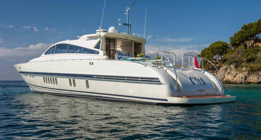 photo of 89' Arno Leopard Express Cruiser 2001