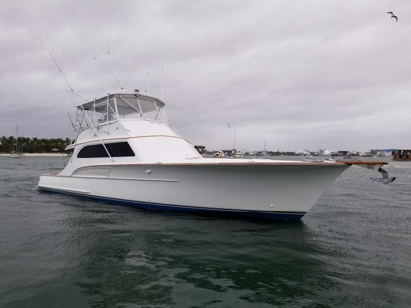 Photo of 61' Buddy Davis Sportfish 2001