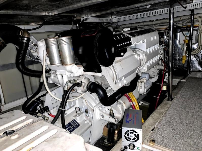 Carver 46 Voyager 2003 Dos Locos