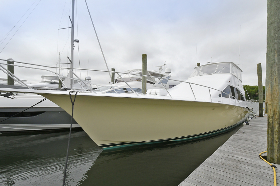 Photo of 56' Ocean Super Sport 2001