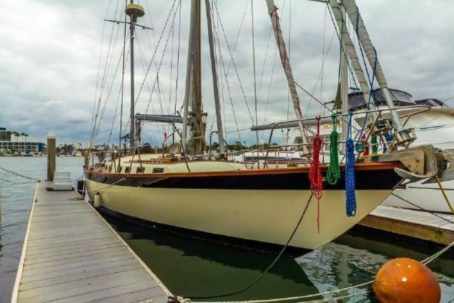 Photo of 55' Bruce Roberts 55 Ketch 1981
