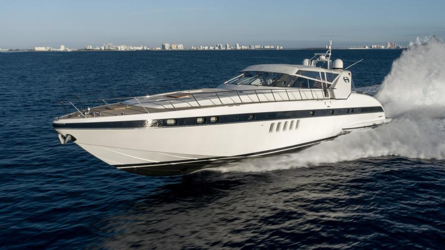Mangusta-80 OPen 2005-HAPPY Fort Lauderdale-Florida-United States-1410374-featured