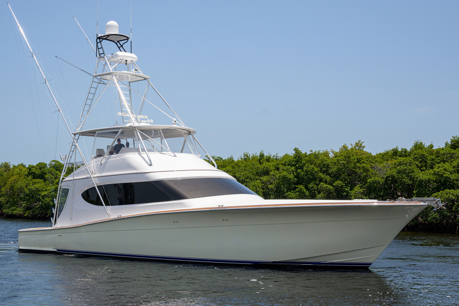 Hatteras 2015-WING MAN Ocean Reef-Florida-United States-1411635-featured