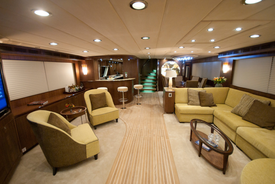 RED PEARL yacht for sale