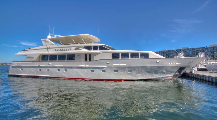 Trinity Yachts 1999-ELIZABETH Palm Beach-Florida-United States-1418455-featured