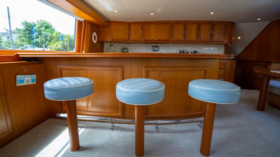 2010 Donzi 80 Convertible - Marlene Sea IV - Galley