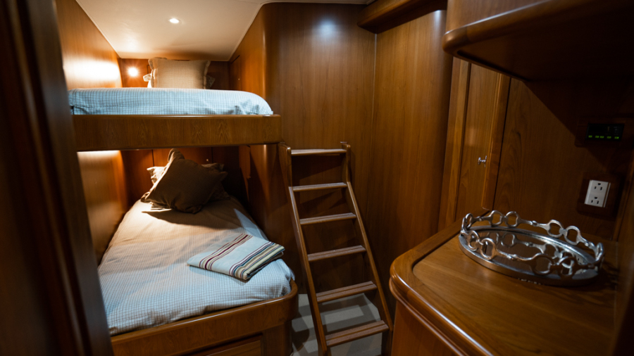 2010 Donzi 80 Convertible - Marlene Sea IV - Guest Stateroom