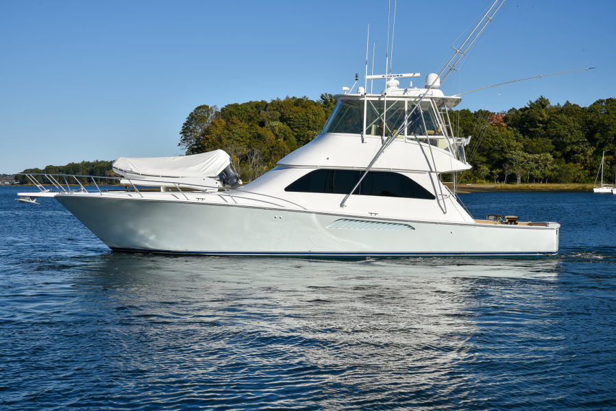 photo of 54' Viking 54 Convertible 2008