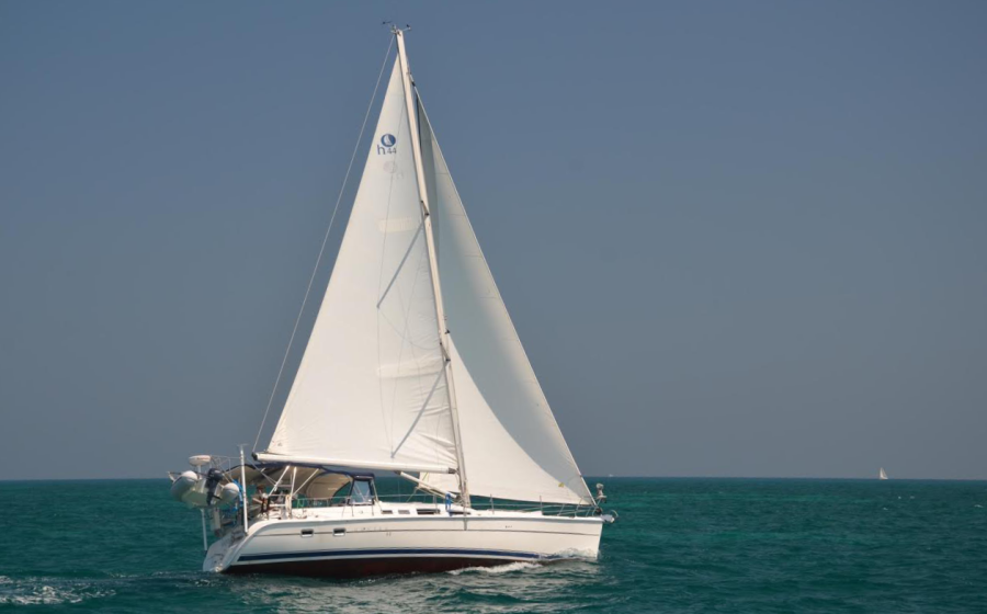 Sailing On Starboard