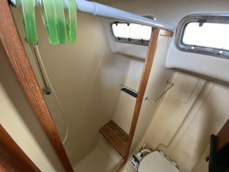 Aft Shower