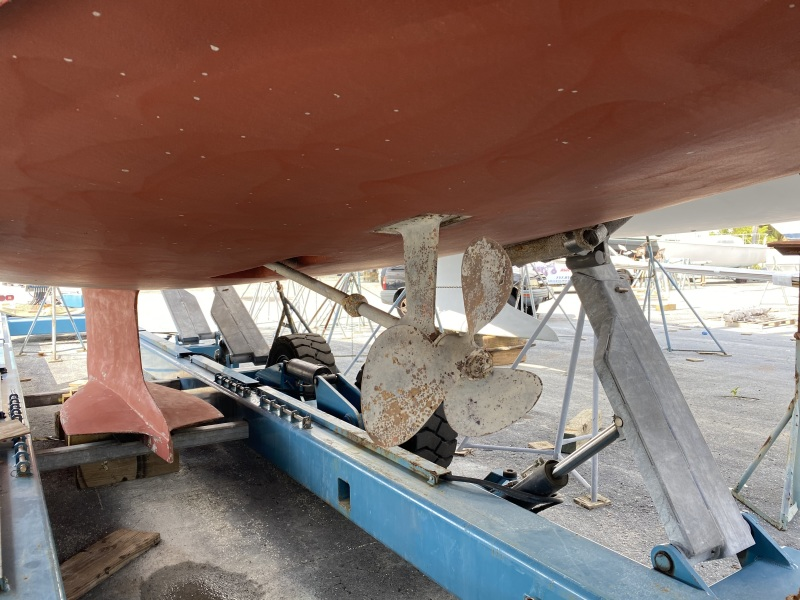 Prop And Keel