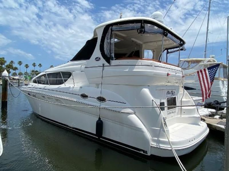 Sea Ray-390 Motor Yacht 2004 -Florida-United States-1414191-featured