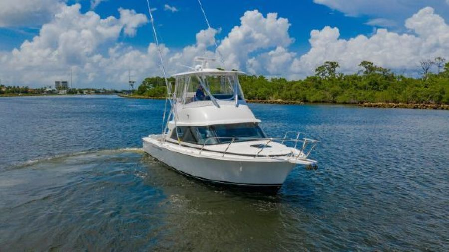 photo of 35' Bertram 35 Sportfish 2018