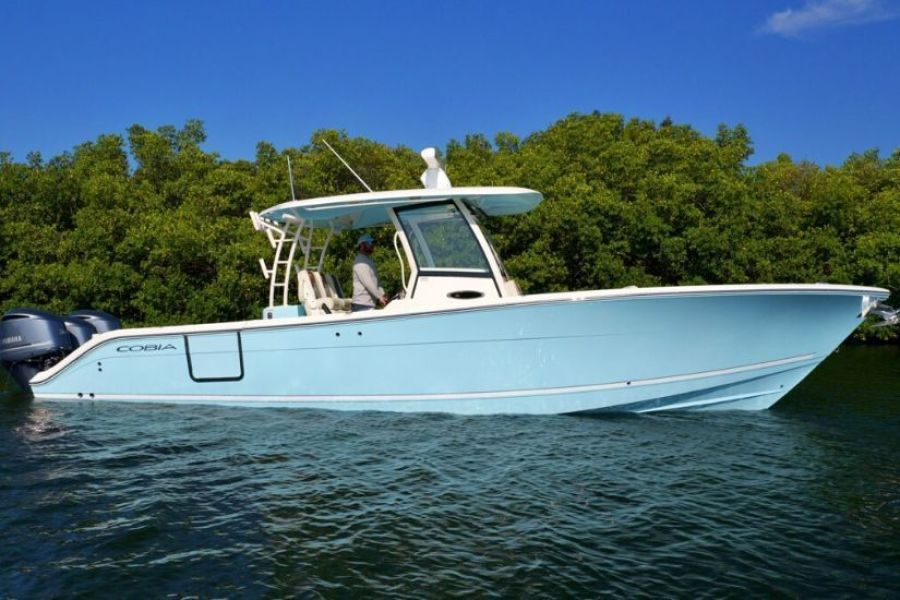 Photo of 34' Cobia 344 Center Console 2019