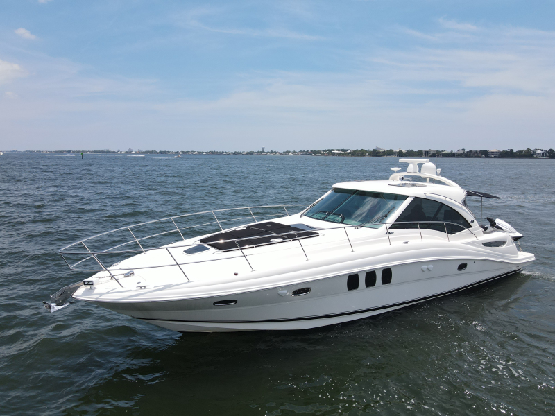 Sea Ray-Sundancer 2007-Silver Lining Orange Beach-Alabama-United States-1414556-featured