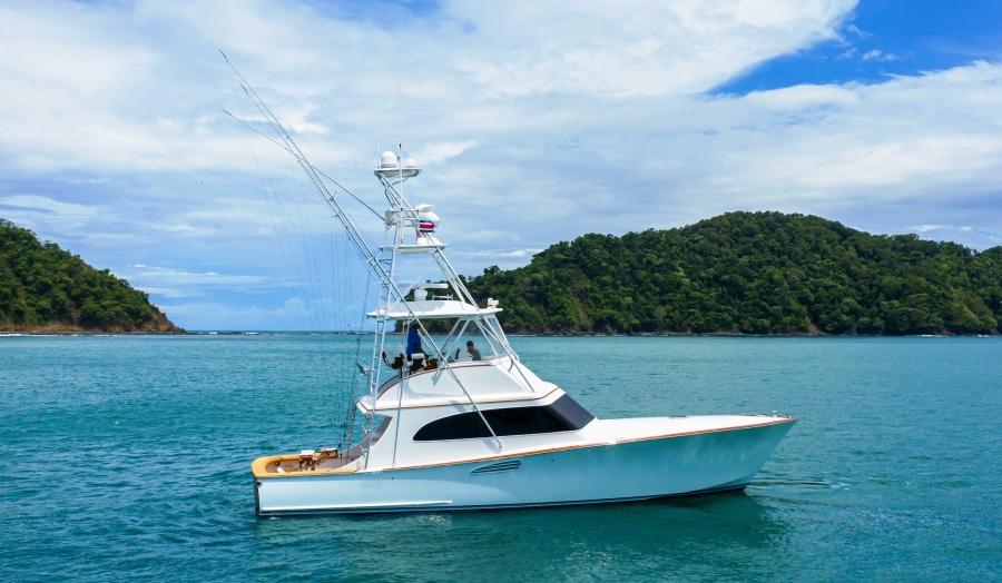 American Marine-48 Convertible 2008-Whiskey Blues Playa Herradura, Los Suenos-Costa Rica-2008 Maximus American Marine Boatworks 48 Convertible Whiskey Blues  Profile Picture-1422644-featured