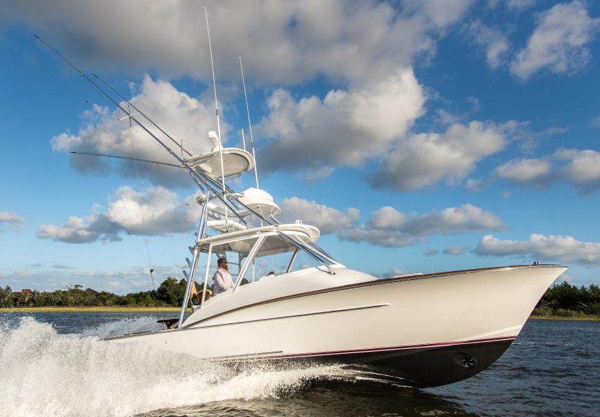 Winter Custom Yachts-30 Express 2018-Delcie Wrightsville Beach-North Carolina-United States-1418868-featured