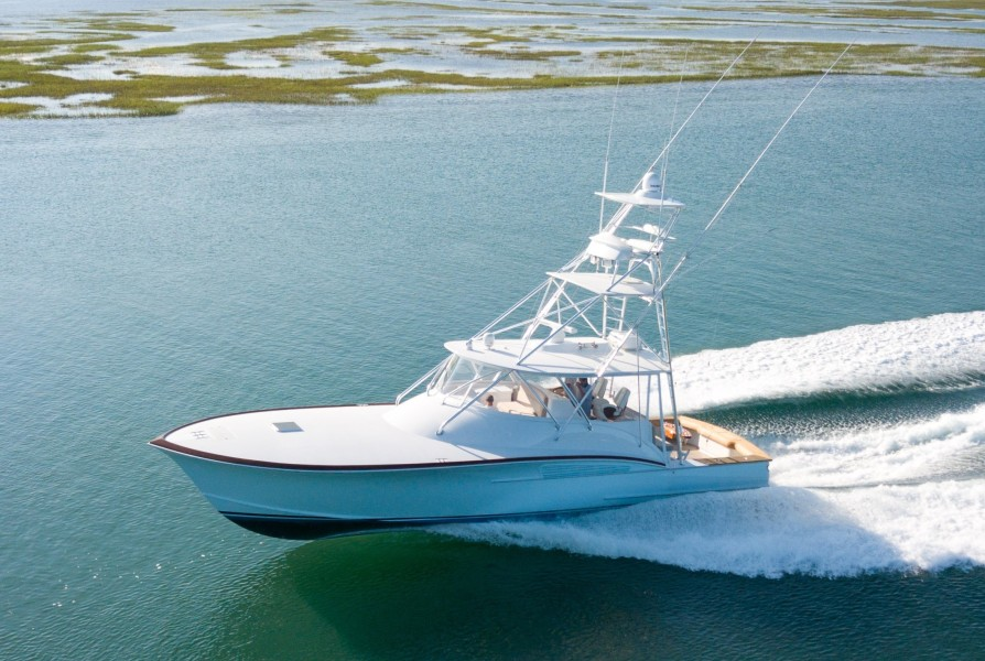 photo of 49' Caison 49 Express 2010