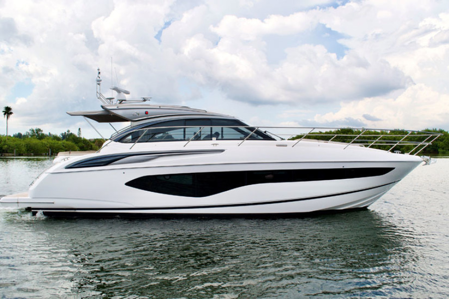 Princess-V50 2019-iRoll St Petersburg-Florida-United States-2019 Princess V50 Motor Yacht  iRoll  Profile-1419611-featured
