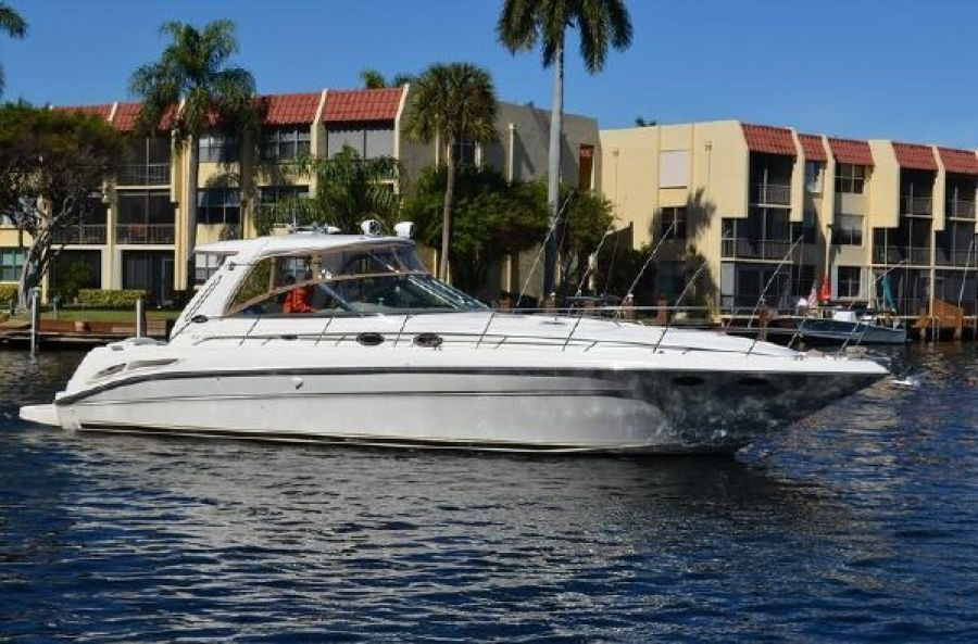 Sea Ray-Express Cruiser 2003 -Pompano-Florida-United States-1422104-featured