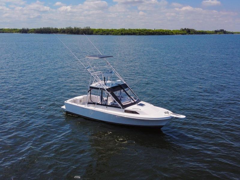 1989 Blackfin 29 Profile