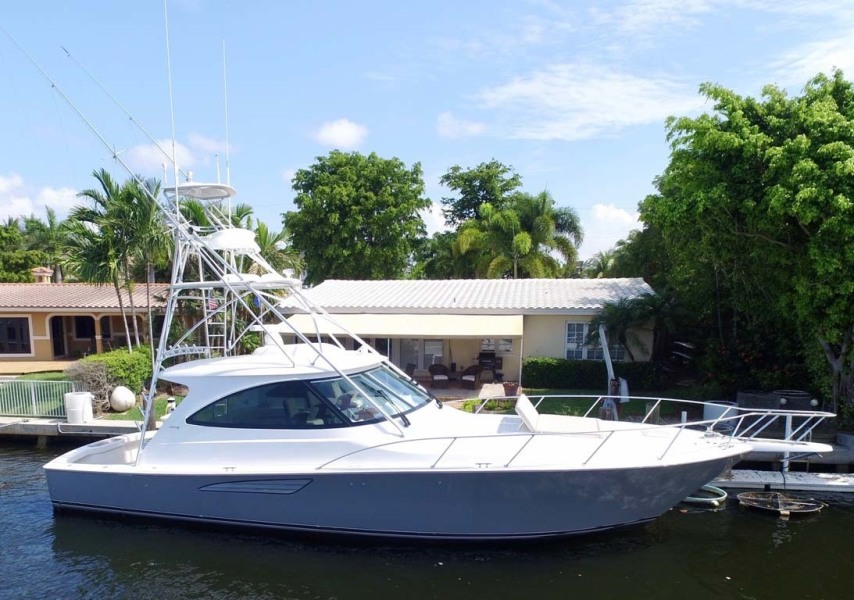Viking-48 Viking Sport Tower 2018-Southern Escape Ft Lauderdale-Florida-United States-Main Profile-1423932-featured
