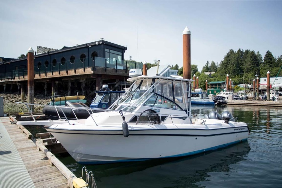 photo of 28' Grady-White 272 Sailfish WA 1997