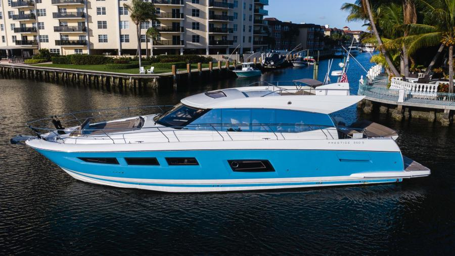 Prestige-550 S 2016-MAXELINA Fort Lauderdale-Florida-United States-1424212-featured