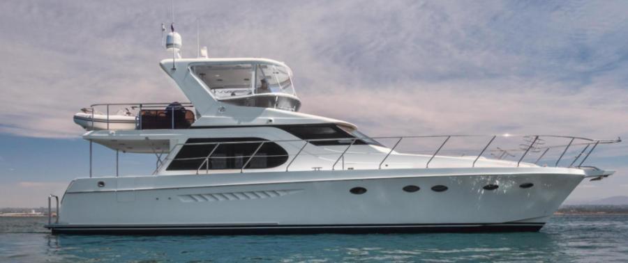 Ocean Alexander-Sedan 2007 -San Diego-California-United States-1424796-featured