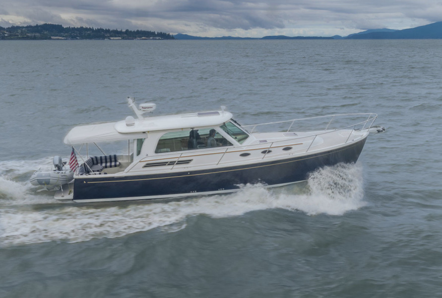 Photo of 37' Back Cove 37 Express 2010
