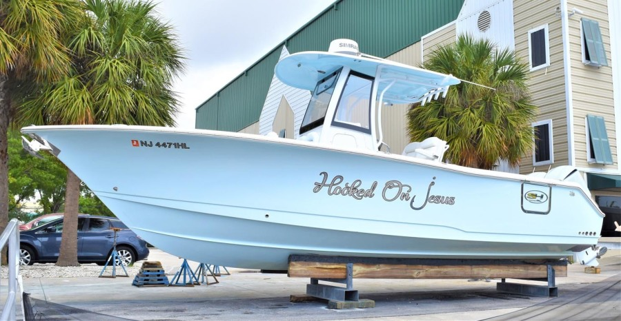 Photo of 27' Sea Hunt Gamefish 27 2017