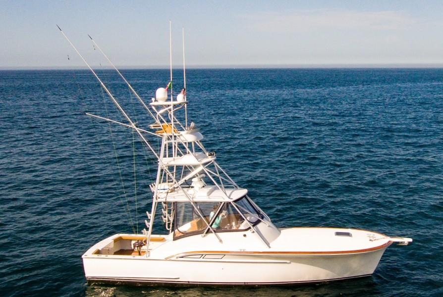 Miller Marine-36 Express 2006-Reel Cast Cabo San Lucas, Baja California Sur-Mexico-2006 36 Miller Marine Express  Profile -1426596-featured