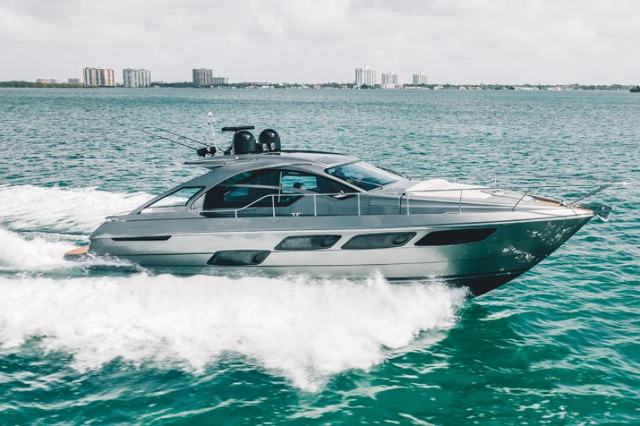 Pershing-54 5x Motor Yacht 2018-Iceman Miami-Florida-United States-2018 54 Pershing 5x  ICEMAN  Profile-1429269-featured