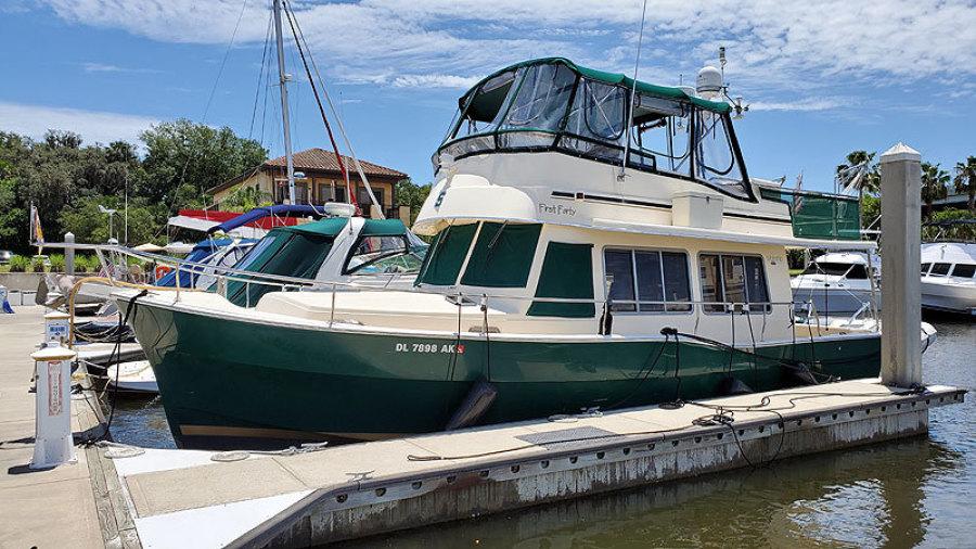 Mainship-400 Sedan Trawler 2004-First Forty Palm Coast-Florida-United States-1429278-featured