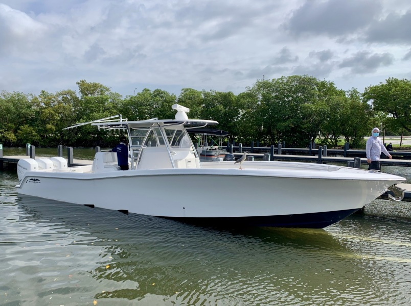 Invincible-39 Open Fisherman 2018-Bone Voyage Opa-Locka-Florida-United States-1430600-featured