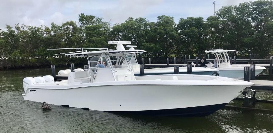 Invincible-39 Open Fisherman 2018-Bone Voyage Opa Locka-Florida-United States-1430605-featured