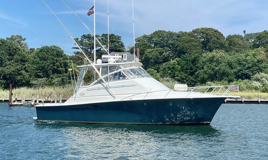 photo of 40' Ocean Yachts 40 Express 2001