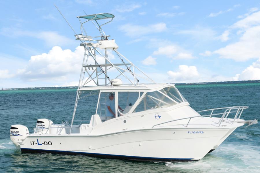G&S Boats-30 Catamaran 2016-It L Do Destin-Florida-United States-2016 30 G&S Stbd Profile IYBA-1436215-featured