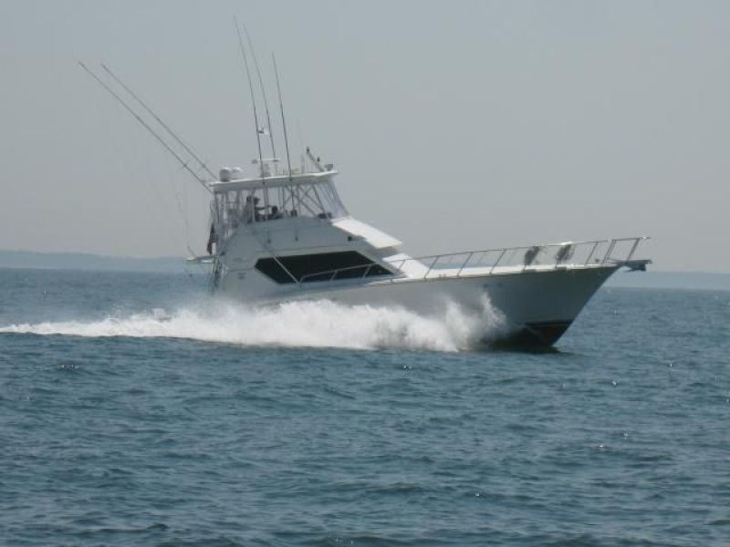 photo of 50' Hatteras 50 Convertible 1993