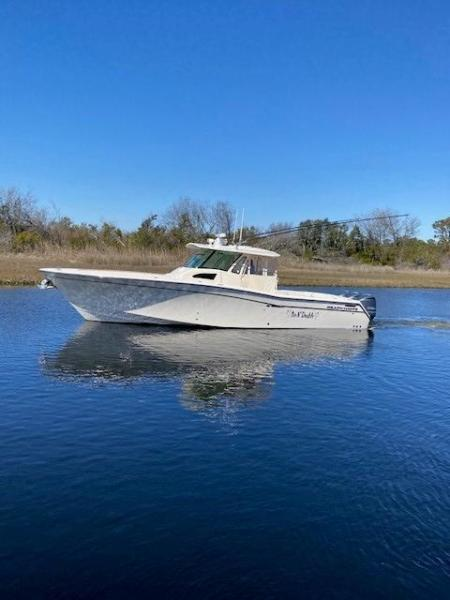 Photo of 37' Grady-White 376 Canyon 2014