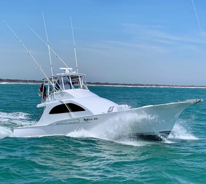 Photo of 54' Custom Carolina 54 Alex Willis Sportfisherman 2005
