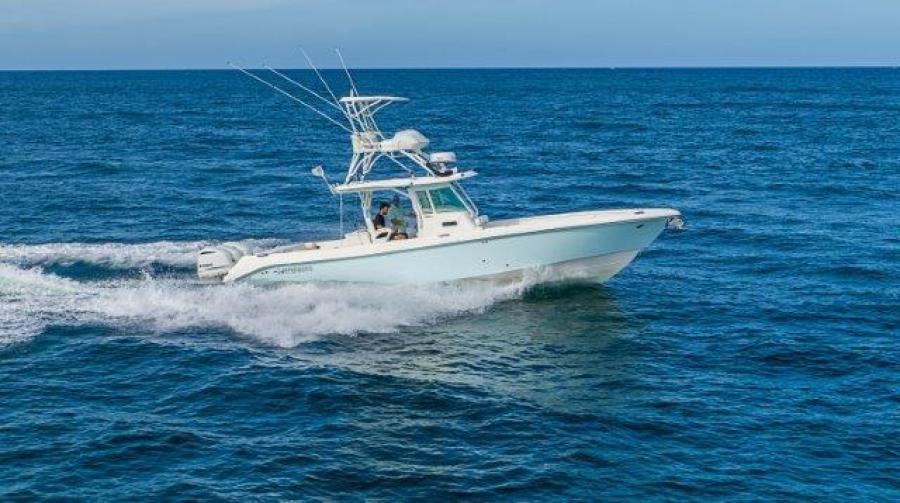 Everglades-Center Console 2012-REELER DEALER Singer Island-Florida-United States-Reeler Dealer-1443518-featured