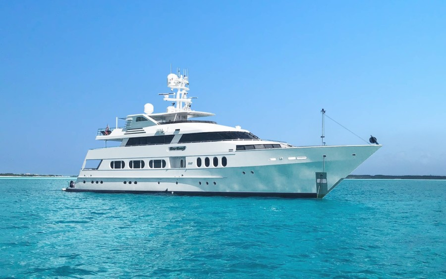 Photo of 140' Feadship 1992