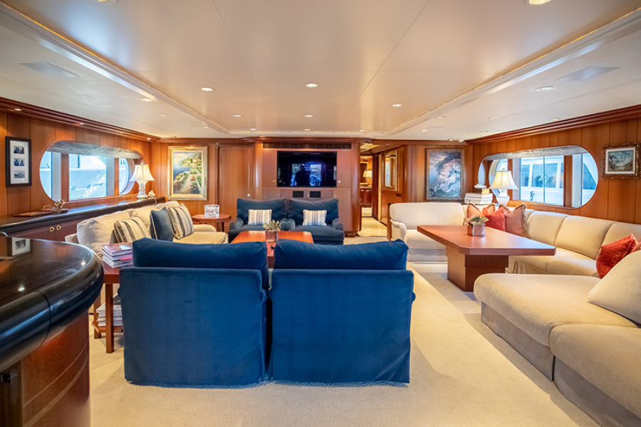 NEVER ENOUGH yacht for sale