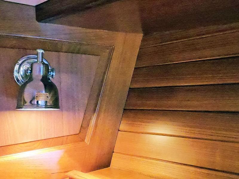Interior Bulkhead Detail