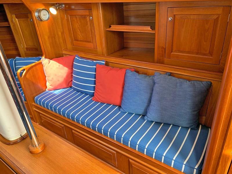 Starboard Salon Looking Forward