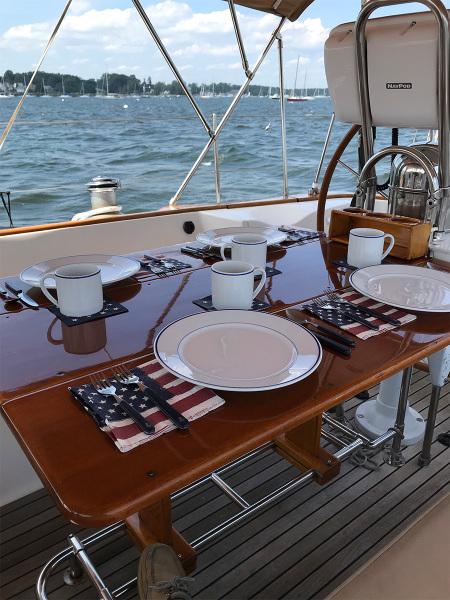 Cockpit Dining